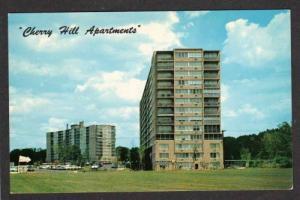 NJ Cherry Hill Apartments CAMDEN NEW JERSEY Postcard