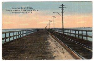Hampton Beach, N.H., Hampton River Bridge