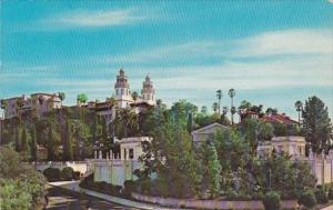 California San Simeon The Enchanted Hill Hearst State Historical Monument 1966