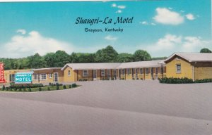 Kentucky Grayson The Shangri-La Motel & Restaurant sk2218