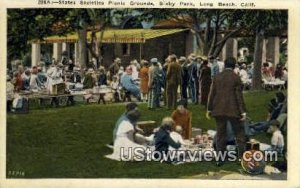State Societies Picnic Grounds - Long Beach, CA