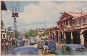 Jamaica Kingston View Of King Street