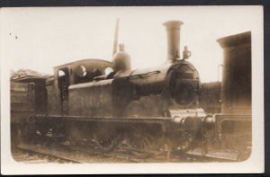 Railway Transport Postcard - Unknown Locomotive - Train No 15103  DC678