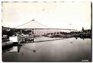 Modern Postcard Le Pont De Tancarville