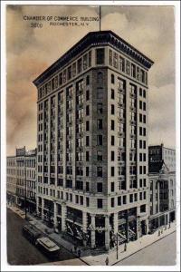 Chamber of Commerce Bldg. Rochester NY