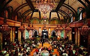 California San Francisco Sheraton-Palace Hotel Garden Court