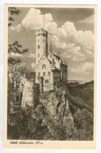 RP, SchloB Liechtenstein 817m, Liechtenstein, 1920-1940s