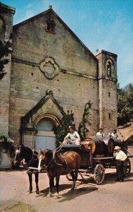 Paul Masson Champagne Cellars Saratoga California