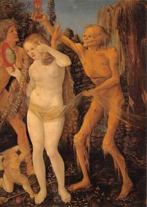 Nude - Hans Baldung