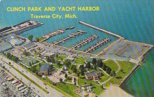 Michigan Traverse City Clinch PArk And Beautiful Yacht Harbor