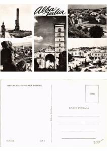 CPM AK ALBA IULIA ROMANIA (505392)