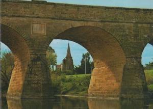 Richmond Bridge Tasmania Australia Postcard