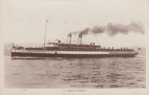 RP; T.S. Queen Alexandra , 1900-10s