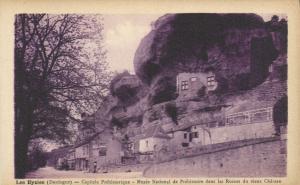 CPA Les Eyzies - Capitale Prehistorique - Musee National de Prehistoriq (122216)