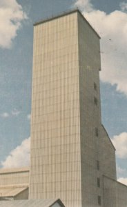 ONTARIO, Canada, PU-1988; The Shaft of Falconbridge
