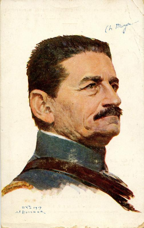 Famous People - General Mangin
