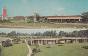 Queens Motor Hotel, Highway No. 2, BELLEVILLE, Ontario, Canada, 40-60's