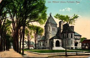 Millicent Library Fairhaven Massachusetts