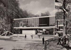RP: EXPO 58 , BRUXELLES , Belgium ; Pavilion of Jugoslavia