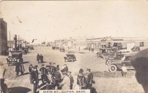 RP; Main Street , CUPAR , Saskatchewan , Canada , 00-10s