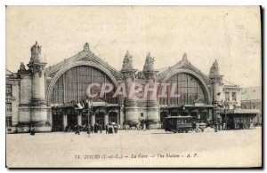 Old Postcard Tours i and The Station