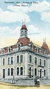Quebec - Sherbrooke, Post Office