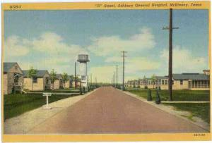 Linen of D Street Asburn General Hospital McKinney Texas