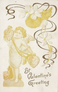 VALENTINE´S DAY: 1900-10s ; Cherub