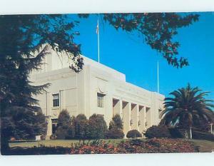 Unused Pre-1980 AUDITORIUM SCENE Fresno California CA G2736