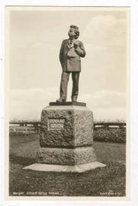 Bergen. Edward Grieg Statuen 1910-30s Norway