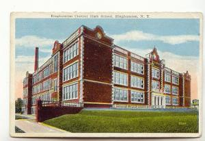 Central High School, Binghamton, New York, AM Pierson