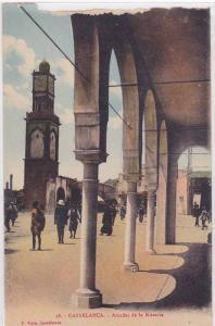 Clock Tower, Arcades de la Kissaria, Casablanca, Morocco, 00-10's