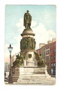 O'Connell's Monument, Dublin, Ireland, 1900-1910s