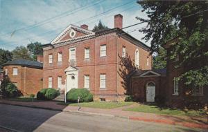 Hammond-Harwood House, ANNAPOLIS, Maryland, 40-60's