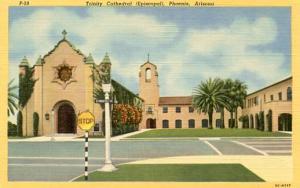 AZ - Phoenix, Trinity Cathedral (Episcopal)