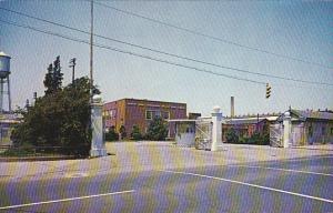 Newport News Shipbuilding and Drydock Company Newport News Virginia 1965