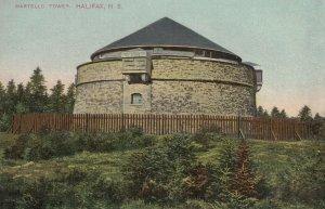 HALIFAX , Nova Scotia , Canada , 1900-10s ; Martello Tower