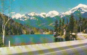 Canada British Columbia Hope Lake Of The Woods Resort