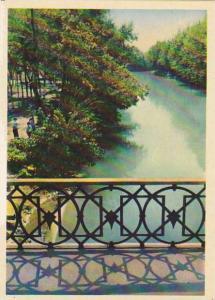 Russia Uzbek Tashkent Ankhor Canal