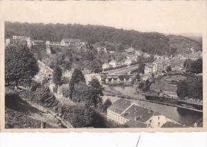 Belgium Bouillon Sur Semois Panorama