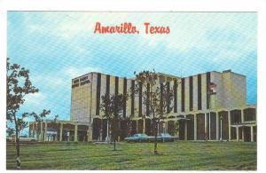 Exterior, High Plains Baptist Hospital, Amarillo, Texas,   40-60s