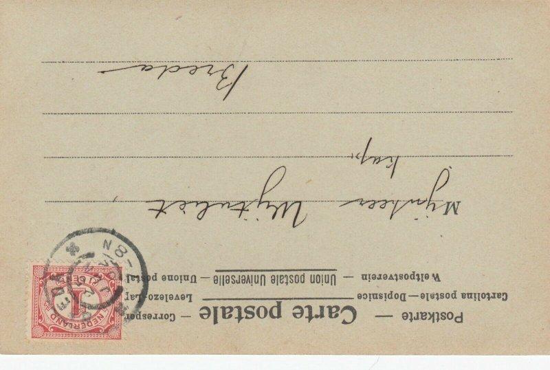 La Poste en Australie , 1902