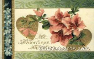 Publisher John Winsch Valentines Day Postcard Post Cards