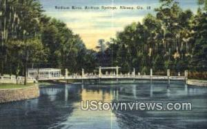 Radium River, Radium Springs Albany GA Unused