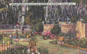 Georgia Savannah Brownie Gardens One Of The Most Beautiful In Wormsloe