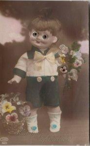 RP: Google eyed Doll Portrait , 00-10s : #5