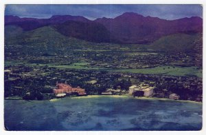 Waikiki From The Air