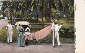 Spain Madeira Regisiado 1914