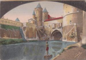 France Metz Deutsches Tor 1945