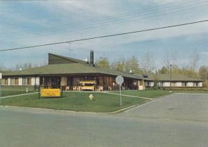 Del-Air Lodge , MANNING , Alberta , Canada , 50-70s